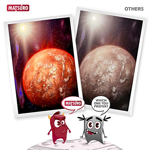 Matsuro Original | Compatible Cartuchos de Tinta Reemplazo para Brother LC1000XL LC970XL LC1000 LC970 (6 Sets)