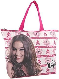 coriex Canvas & Beach Tote Bag, fuchsia (Pink) - A90020