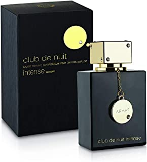 Club De Nuit Intense Women, Eau De Parfum For Women – 105ml By ARMAF From The House of Sterling