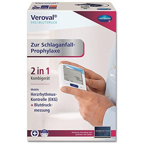 Veroval EKG- und Blutdruckmessgerät, 1 St