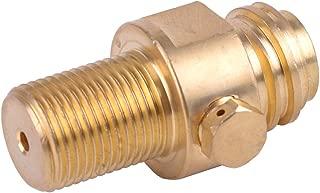 M18x1.5 Inlet Thread Tank dapter Refill CO2 Pin Valve for Soda Stream