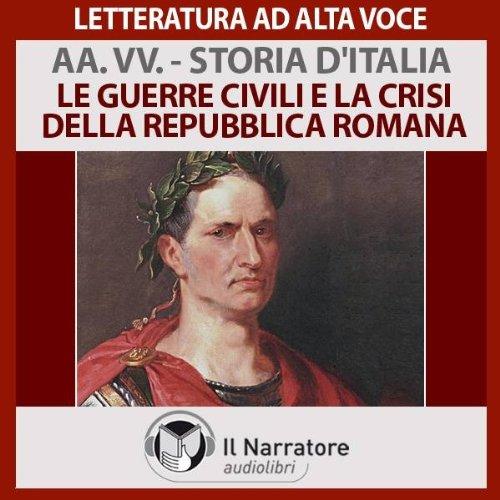 Le guerre civili e la crisi della repubblica romana Titelbild