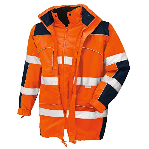 texxor Warnschutz-Parka orange Gr. 3XL
