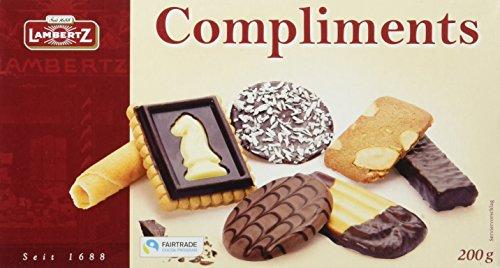 """Lambertz Gebäckmischung """"Compliments"""", 9er Pack (9 x 200 g)"""