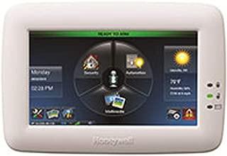 Honeywell Ademco TUXWIFIW Tuxedo Touch Controller w/ Wi-Fi, White (6280i) 7