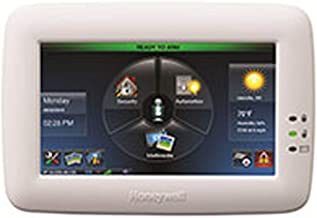 honeywell touchscreen keypad