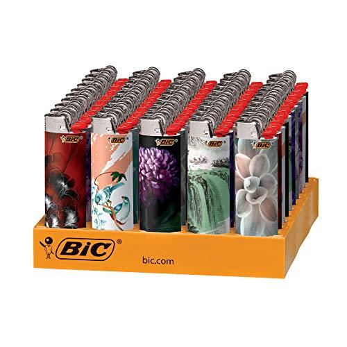 BIC Special Edition Fashion Series Feuerzeuge, 50 Stück
