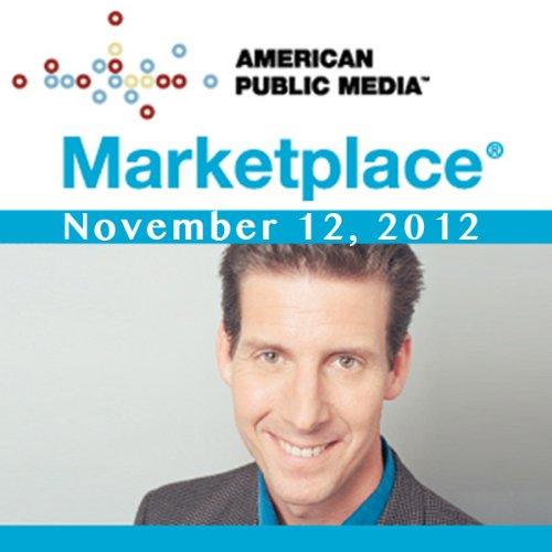 Marketplace, November 12, 2012 cover art