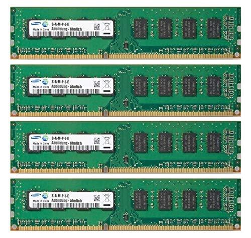 Samsung 8 GB (4x2GB) DDR3-1333 PC3-10600U M378B5773CH0-CH9#311229