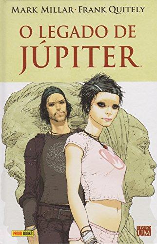 O Legado de Júpiter Volume 1