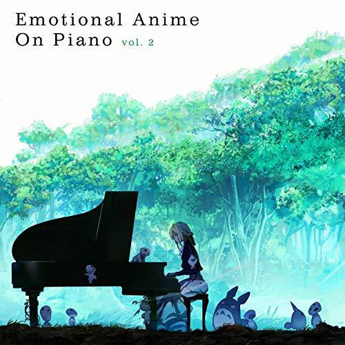 Emotional Anime on Piano, Vol. 2