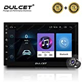 DULCET DC-216AT Universal Fit 240W Android Universal Fit 7 inch Capacitive Touch Screen