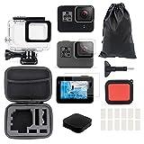 DAXINIU Para GoPro Hero 7 6 5 Accesorios Protección Impermeable Caja de la Carcasa Diving 45m Protector para GoPro Hero 6 5 Cámara VP630 Accesorios de la cámara (Colour : VP630B)
