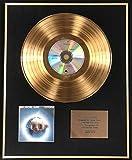 Century Music Awards - Jean Michel Jarre - Exclusivo disco de oro de 24 quilates de edición...