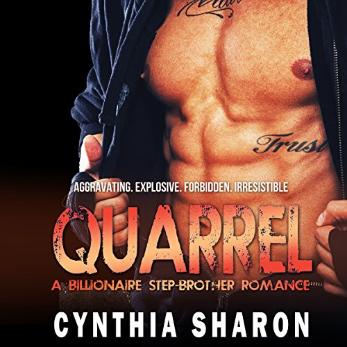 Quarrel audiobook cover art