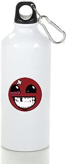 Super Meat Boy Cool Aluminum Sports Water Bottle - 400/500/600ML