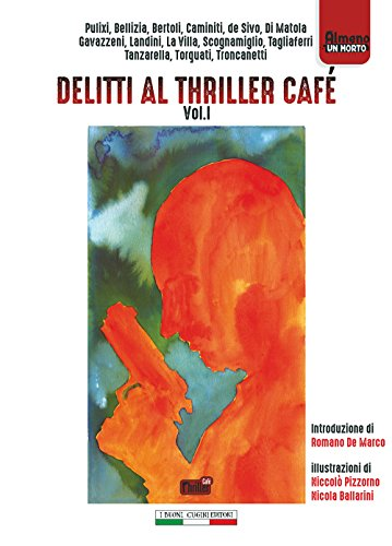 Delitti al Thriller Café: 1