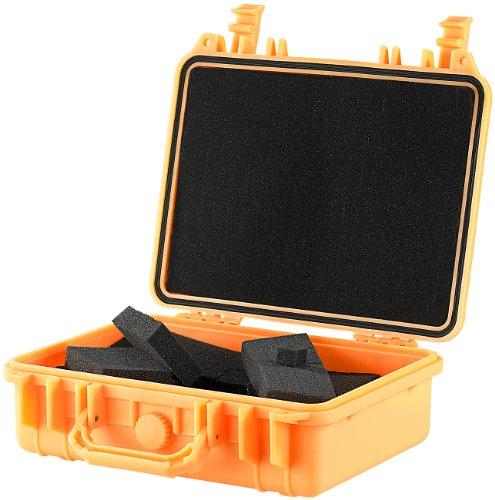 Xcase Kunststoff-Koffer: Wasserdichter Koffer, nachleuchtend, 51,5 x 41,5 x 20 cm, IP67 (Hardcase-Koffer)