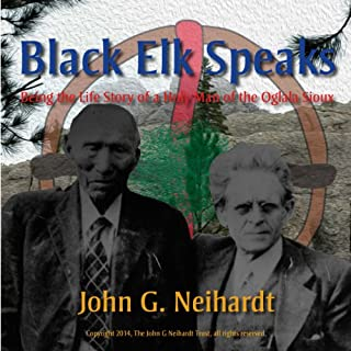Black Elk Speaks cover art