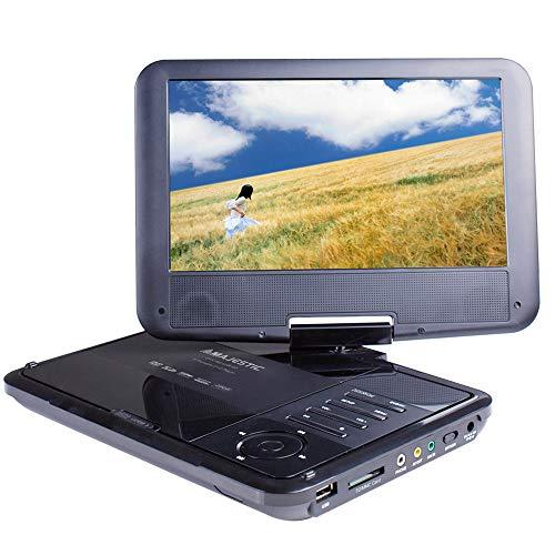 Majestic DVX 180 USB SD - Lettore Dvd/Dvx Portatile Schermo 9