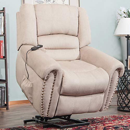 Harper&Bright Wilshire Series Power Recliner And Lift Chair