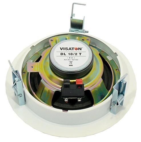 Visaton DL 18/2 T 8 Ohm 17 cm  (6,5