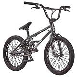 KHE Chris Böhm - Bicicletta BMX, solo 11,45 kg, colore: nero cromato...
