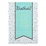 Hallmark Brother Birthday Card 'With Love' - Medium [Old Model]