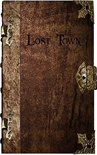 Lost Town-Escape the Subterranean Ruins: A Forge Your Own Path Adventure! (The Wyldemere Chronicles Book 1) (English Edition)