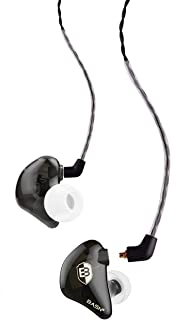 BASN BC100 in Ear Monitor Earphone Headphone with Noise Cancelling for Musician Band Singer
