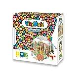 PlayMais WINDOW Kit de manualidades de otoño/invierno para niños a partir de 3 años I 2300 piezas de colores formato...