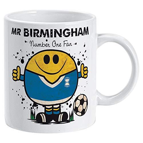 Mr Birmingham Mug - Great Gift for The City Football Fan