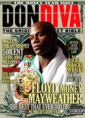 DON DIVA Magazine Issue 46 FLOYD MAYWEATHER, 50 CENT, Crack Cocaine Law Revised