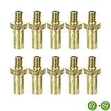 10 X Adaptador de Válvula Sv sobre Dv Bombas de Aire - Adaptador - 01150304