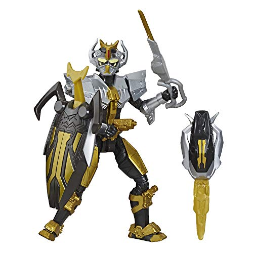 Power Rangers Beast Morphers Steel Robot Action Figure Hasbro