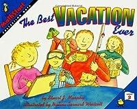 The Best Vacation Ever (MathStart 2) by Stuart J. Murphy(1997-01-03)