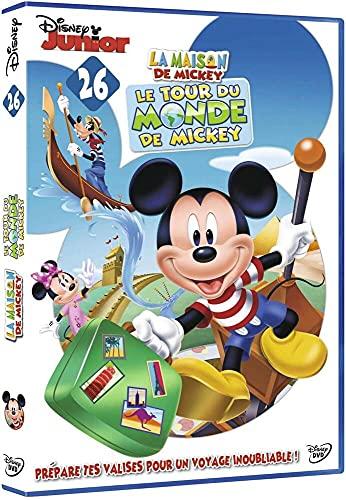 La maison de mickey, vol. 26 : le tour du monde de mickey [FR Import]