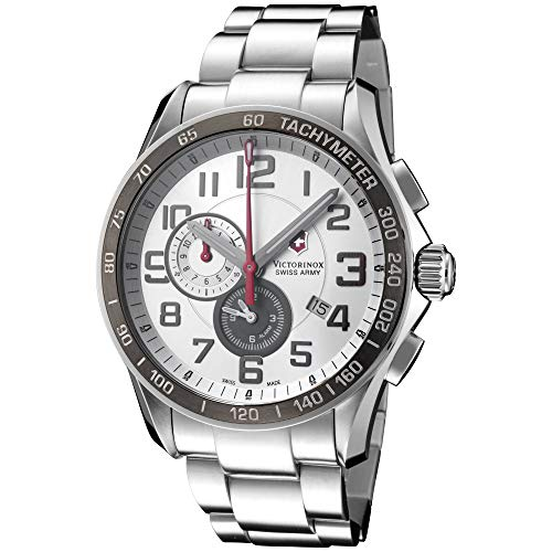 Big Sale Best Cheap Deals Victorinox Swiss Army Men's 241282 Chrono Classic XLS Watch