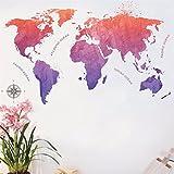 Wandtattoos WandbilderChinesische Tuschemalerei-Forum-Karten-Wohnzimmer Höhle Fernsehapparat Hintergrund Wand Dekoration Wand-Aufkleber 60 * 90CM