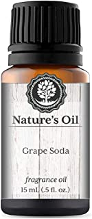 Grape Soda Fragrance Oil (15ml) For Diffusers, Soap Making, Candles, Lotion, Home Scents, Linen Spray, Bath Bombs, Slime