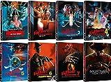 Nightmare on Elm Street 1-8 Collection [Mediabook Set]