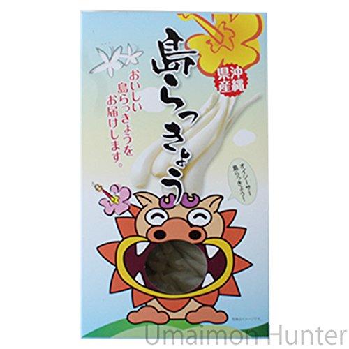 旨いもんハンター一押し 沖縄県産 島らっきょう 酢漬け 150g ×3箱 沖縄県産の島らっきょうを酢漬けに。美味しさそのままカリッっと歯ごたえ