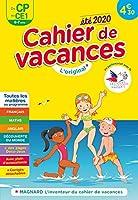Cahier de vacances CP au CE1