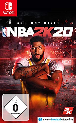 NBA 2K20 Standard Edition [Nintendo Switch]