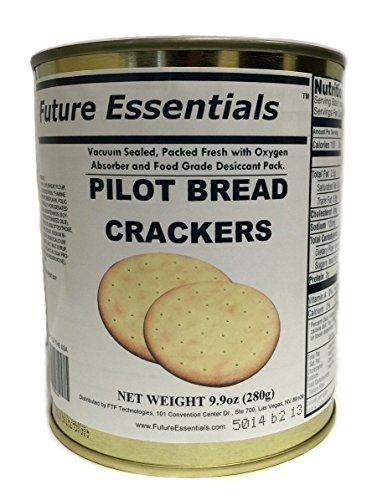 1 Can of Future Essentials Sailor Pilot Bread by Future Essentials