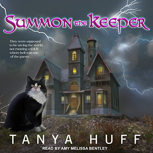 Summon the Keeper audiobook cover art