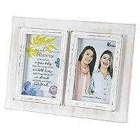 Soul Sisters Friendship One Heart 11.5 x 8.5 Wood Photo Frame Plaque [並行輸入品]