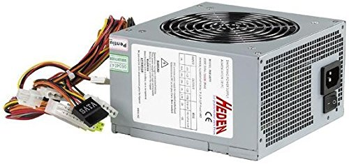 Heden Alimentation PC a/Emballage, 220-230V- 500W, Version 2.2 4sata+2molex