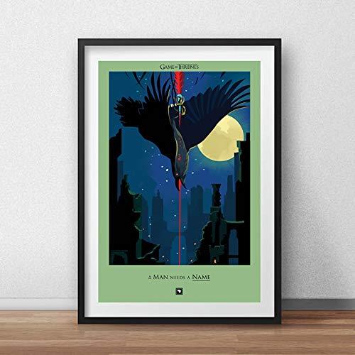 Spiel leinwand Kunst und Poster tv Poster Spiel leinwand Kunst wandkunst Dekoration rahmenlose malerei 70X90cm