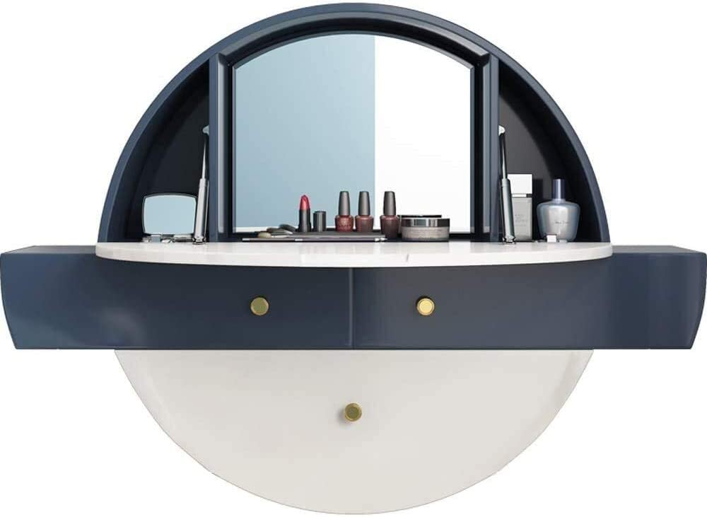 Best New arrival Design Vanity Max 52% OFF Benches Nordic Modern Light Luxury Wall-Mount